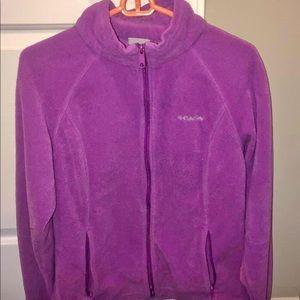 Women's XL Columbia Fleece Jacket